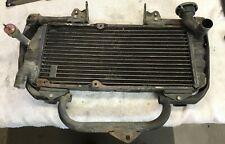 Honda CX500 Turbo Radiator wth mount CX500T CX650 500 650 CX650T