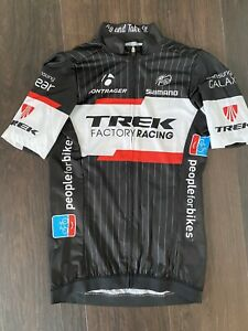 Trek Racing Fabian Cancellara Issued Jersey Bontrager Small Aero Time Trial