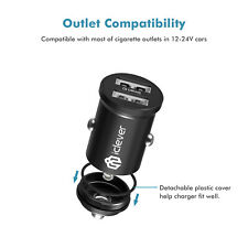 Mcdodo Dual USB 5.4a Car Charger Adapter Qc 3.0 Fast Charging for iPhone X 8 7