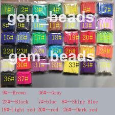 NEW10 set 10400pcs Dental Orthodontic Ligature Ties Multi-color 1040pcs/pack FDA