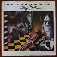 """The J. Geils Band – Freeze Frame 7""""– EMI America EA 134 –VG"""