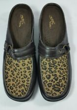 Easy Street 40-8695 Navy Casual Comfort Loafers Slip On Shoes Sz 8.5M EUC  C.2