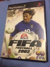 Gioco Fifa Football 2002 Play Station 2 Playstation