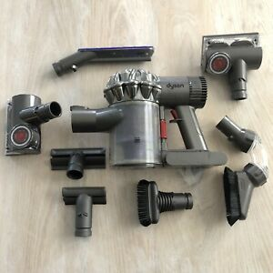 Dyson V6 DC58 Trigger Vacuum Purple CORDLESS With Accessories