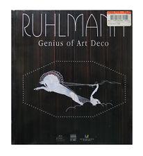 Ruhlmann : Genius of Art Deco by Rosalind Pepall and Emmanuel Breon (2004,...