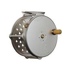 """Hardy Bougle 2 13/16"""" Fly Reel - Click Check Drag - New w/ Box & Case"""