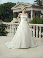 Casablanca - style nbr 2154 size 18 - Ivory/ivory/silver - don't miss out