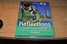 NEW Harcourt School Reflections Our Communities Grade 3 California CD-ROM