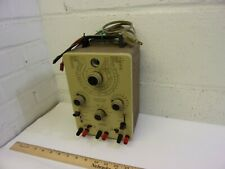 HeathKit Model IT-28 Capacitor Checker Tested Power On