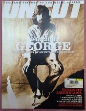 UNCUT Magazine - February 2002  Back Issue- George Harrison (Beatles) Cover