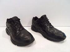 Propet Men's Stability Walker Shoes Sz 12 3E Black Leather Comfort Walking M2034