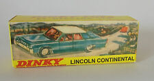 REPRO BOX DINKY n. 170 Lincoln Continental