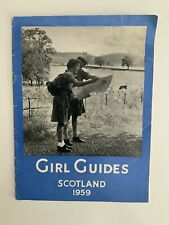 More details for the girl guides association of scotland - annual report/balance sheet, 1959