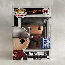 Funko Pop! Jay Garrick DC Exclusive The Flash Television DC Comics 341