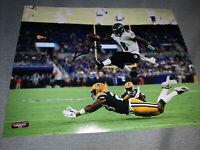 Lamar Jackson Baltimore Ravens Hand Signed Autographed 8x10 Photo NFL MVP W/ COA