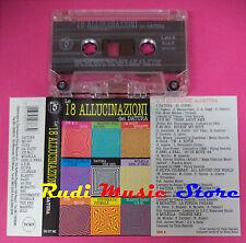 MC LE 18 ALLUCINAZIONI DEI DATURA compilation ICE MC 49 ERS 883 no cd lp dvd vhs