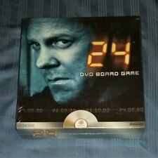 NEW SEALED 2006 24 TV Show Jack Bauer DVD Board Game OUT OF PRINT