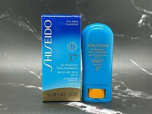 Shiseido Anti Aging Stick Foundation UV Protective SPF 37 - Ochre - 0.31 oz BNIB