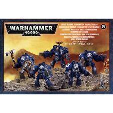 Warhammer 40k Space Marines Terminator Assault Squad ->New in Box<-