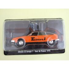 CITROEN CX Europe 1 Tour De France 1975 NOREV pour ATLAS 1:43