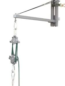 BullsEye OutDoors 5-2-1 Game Hoist / Feeder Hanger-Hoist. Five to one ratio.