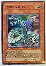 YUGIOH CYBER VALLEY PTDN-EN010 1st EDITION SUPER RARE