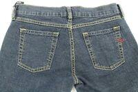 Trussardi Jeans blue women/'s jeans denim 14 OZ Made in Italy size 26 27 . 34