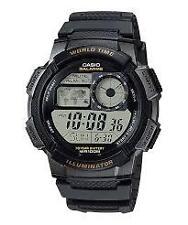 CASIO AE-1000W-1A BLACK WATCH FOR MEN - COD + FREE SHIPPING
