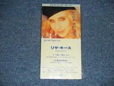 "LISA KEITH Japan 1993 Sealed Tall 3"" CD Single BETTER THAN YOU"