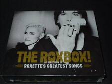 Roxette -Roxbox: A Collection of Roxette's Greatest 4CD (February 17, 2015)