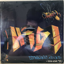 "HIVE - ULTRASONIC SOUND / MOVES WITHIN TIME (12"")  1998!!  RARE!!  DJ RHETTMATIC"