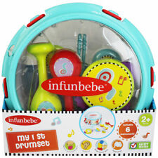 Infunbebe - My 1st Drumset - Brand New