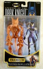 Batman Legends The Dark Knight Catwoman Panther Prowl Action Figure Exoskeleton