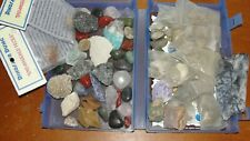 New ListingNatural stone rocks fossils crystal lot