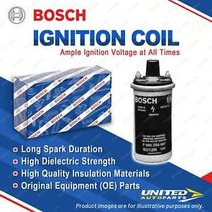 1 x Bosch Ignition Coil for Mazda RX2 S122A RX3 S102A RX4 RX5 RX7 SA 1300 1500