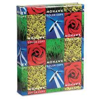 Mohawk Copy Paper 98 Brightness 28lb 8-1/2 x 11 Bright White 500 Sheets 12203