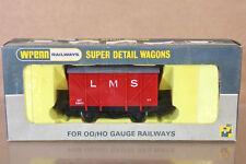 WRENN W5030 GREY ROOF LMS RED 12 ton VENT VAN WAGON 59673 LONG BOX ni