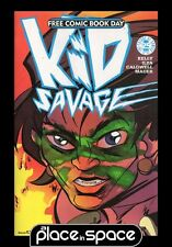 FREE COMIC BOOK DAY 2017 KID SAVAGE BY IMAGE COMICS