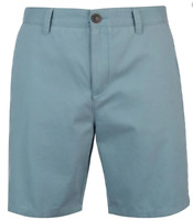 Pierre Cardin Chino Shorts Mens Light Blue Size 2XL XXL *REF78