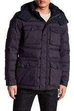 Woolrich John Rich & Bros Mens Sundown Field Down Jacket XXL Melten Blue $525