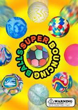 250 Vending Machine Capsule Toys - Self Vending 27mm Hi-Bouncing Super Balls