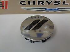 "11-17 Dodge Charger Challenger 20"" Wheel Center Cap Daytona T/A Chrome & Gray OE"