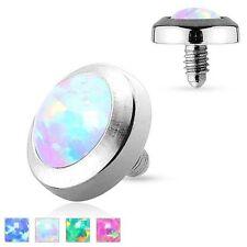 Opal Ear Stone Body Jewellery