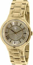 Guess Women's U0637L2 Gold Stainless-Steel Quartz Fashion Watch