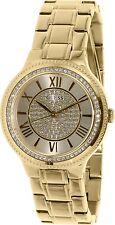 Guess Women's U0637L2 Gold Stainless-Steel Quartz Fashion Watch