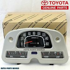 GENUINE TOYOTA LAND CRUISER FJ40 FJ45 BJ40 SPEEDOMETER GAUGE CLUSTER 83100-60180