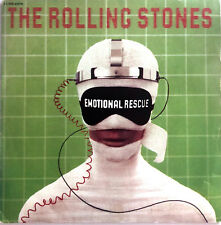 "The Rolling Stones ‎7"" Emotional Rescue - France (VG+/EX)"