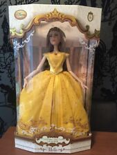 Disney Store Beauty And The Beast Limited Edition Belle Doll New