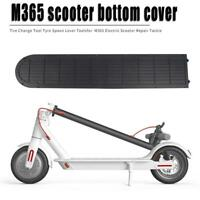 Plastic Battery Cover Bottom Chassis Plate for M365 Electric Scooter Accessories