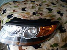 2007 Hyundai Santa Fe Headlight Driver Side with  bulb